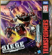 Transformers War For Cybertron Siege Autobot Alphastrike Counterforce