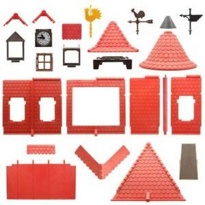 Playmobil Knight Castle Dachelemente Accessories Spare Part 3450 3666