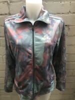 Adidas Originals Track Top Size 16 Multicolour Women's Ladies Jacket