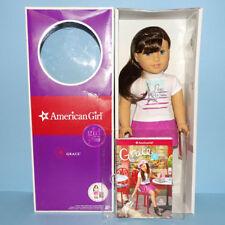 American Girl Grace Doll of the Year 2015 GOTY Retired NIB Book Bracelet