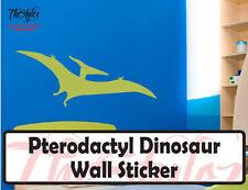 Pterodactyl Dinosaur Wall Vinyl Sticker