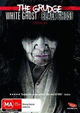 The Grudge - White Ghost / Black Ghost (DVD, 2010) - Region 4