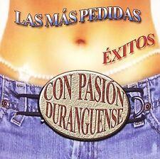 NEW - Las Mas Pedidas? Con Pasion Duranguense? by La Voz De La Sierra