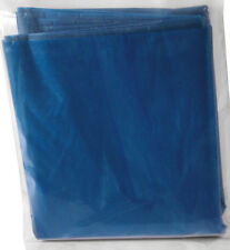Portable Toilet Replacement Waste Bags doodie disposable camping blue 10 Pack