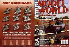 RADIO CONTROL MODEL WORLD MAGAZINE 1995 OCT AEROTECH ME BF109, JAMARA FW190