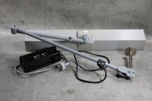 unbenutzte Gelenkarmlampe Midgard ILBA LS 20W  Werkstattlampe Architekt