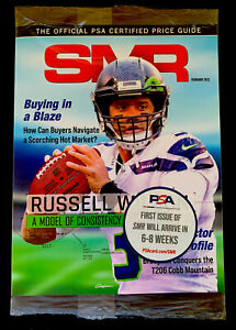 Sports Market Report (SMR) PSA Guide February 2021 Russell Wilson – Sealed!