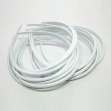 Wholesale LOT 12 HEADBAND PLASTIC NO TEETH HAIRBAND HAIR ACCESSORIES BRIDAL 7mm