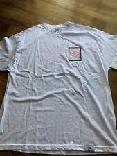 Ethik Clothing co. White T Shirts XXL