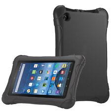 Kids Shock Proof EVA Handle Safe Lot Case Cover For Amazon Kindle Fire HD 7 2015