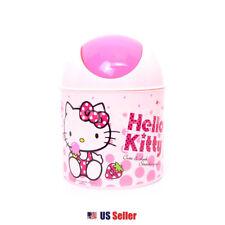 Sanrio Hello Kitty Trash Basket Can : Sweet Candy