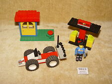 LEGO Sets: Creator: Basic Set: 4173-1 Max's Pit Stop (2001) 100% 4 JUNIORS