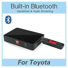 Bluetooth A2DP adapter für Toyota Avensis Prius RAV4 Hilux Freisprecheinrichtung