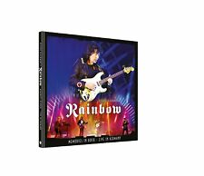 Ritchie Blackmores Rainbow: Memories in Rock - Live in Germany Blu-ray CD 3 Disc