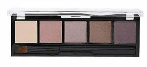 Smashbox Limitless Beauty Waterproof Eyeshadow Palette w/ Brush LE NEW!