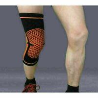 Football pad Running Sports Leg Calf Support Stretch Compression Sock Sleeve