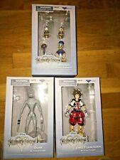 Kingdom Hearts Disney Diamond Select  DUSK Limited Form Sora Donald Chip & Dale