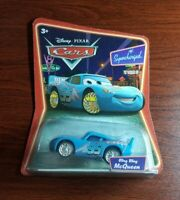 Disney Pixar Cars Supercharged Bling Bling McQueen Original Diecast Brand New