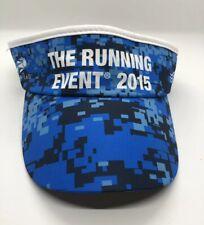 Headsweats The Running Event 2015 Visor Cap Hat Adult L-XL