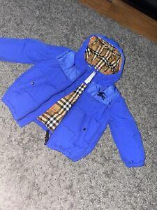 Burberry Baby Boys Coat Size 18months 86cm