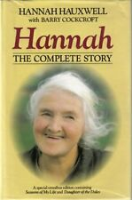 Hannah: The Complete Story By  Hannah Hauxwell, Barry c*ckcroft. 9780712651141