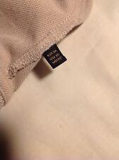 Massimo Dutti XXL Beige stone colour Polo Shirt Fred Perry