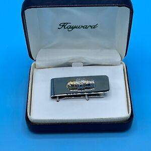 Hayward Cigar Money Clip - High Roller - WEH Sterling