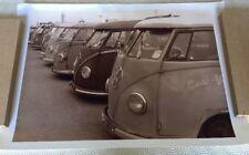 Official Volkswagen Bus US Patent Art Print-Vintage Antique 1970 VW Original 163