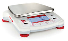 OHAUS NAVIGATOR PORTABLE LAB BALANCE NV1101 1100g0.1g MAKEOFFER WRNTY FOOD SCALE