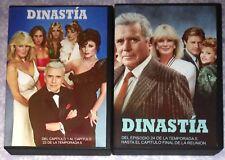 Serie tv Dinastía (completa), (pregunta antes de comprar!!)