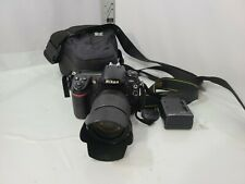 Nikon D300S 12.3MP DX-Format CMOS Digital SLR Camera 3.0-Inch LCD and lens