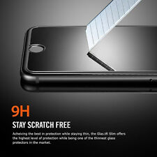 New Real Premium Tempered Glass Screen Protector for iPhone 8/8 Plus X & 6 6s 7