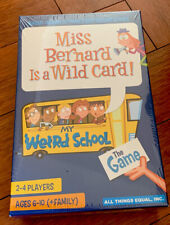My Weird School The Game - Miss Bernard is a Wild Card! All Things Equal New