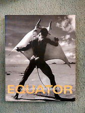 EQUATOR- Gian Paolo Barbieri '99 TASCHEN 1st HC Edition *VERY RARE & OOP!
