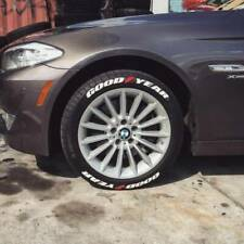 """tire lettering GOOD YEAR 1,25"""" for 14""""15""""16""""17""""18""""19""""20""""  X10 decal"""