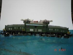 "märklin ho locomotive ""crocodile"" électrique mfx sound"