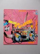 Cover Art : Keith Haring  /  Mc Laren , Vinyl 33T Original 1983 Street Graffiti