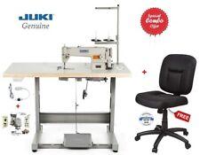 Juki Ddl 8700 Lockstitch Sewing Machine With Servo Motorstandlampfree Chairdiy