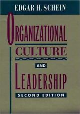 Organizational Culture and Leadership, 2nd edition
