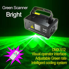 SUNY Mini DMX Green Beam Laser Stage Lights DJ Party Show Projector Lighting