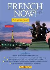 French Now! Level 1 with Audio Compact Discs by Kendris Ph.D., Christopher, Ken