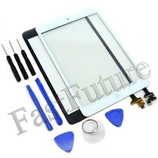 Digitizer Touch Screen Glass Replacement for iPad Mini 1-2 with IC+Tools