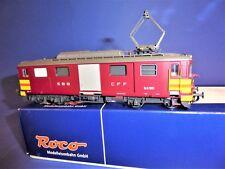 """ROCO H0 63879 digital: SBB DE4/4 """"1661"""" Elektrotriebwagen"""