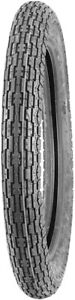 IRC GS-11 Gr High Speed Front Tire (3.50-19 Tube Type) GeneralTouring 302130 19