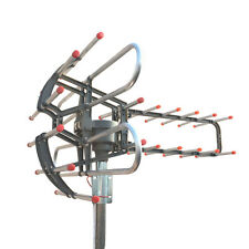 High Quality XJ-850B Outdoor Amplified Antenna Digital HD TV UHF/VHF/FM
