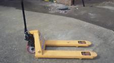 More details for 2500kg pallet truck standard length 1m forks