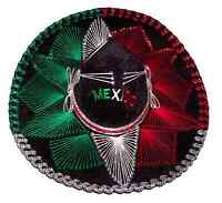 Extra-Fancy-Adult-MEXICAN-SOMBRERO-Charro-Mariachi-Costume-HAT-SOMT33