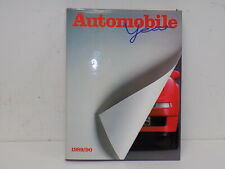 Automobile year 1989 - 1990 #37 book