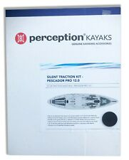 Perception Pescador PRO 12.0 Perception Silent Traction Pads kit