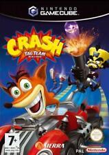 Crash Tag Team Racing (GameCube), Very Good GameCube,Gamecube Video Games